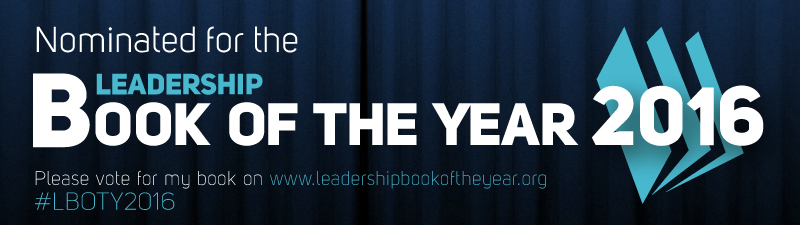 Finalist in Leadership & Management Books Magazine Leadership Book of the Year competition