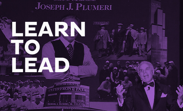 joe plumeri learn to lead
