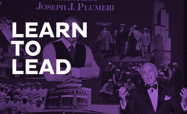 joe plumeri learn to lead